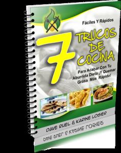 """Descarga Gratis El reporte """"7 trucos de Cocina"""" Dale clic aqui."""